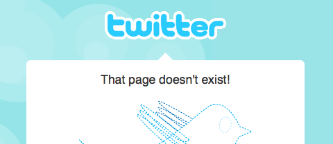That page doesn't exist!